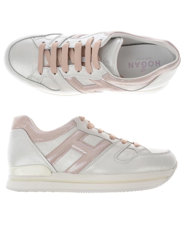 Hogan Shoes Sneaker H22 ITALY Woman White HXW2220T548N0P0QAN Sz ...